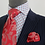 Thumbnail: GIZA - 4 TIE & POCKET SQUARE