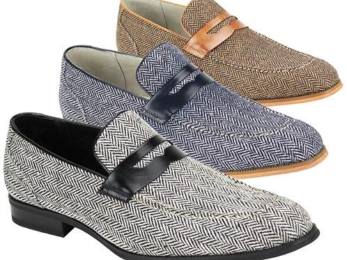 Giovanni Tweed Slip-On