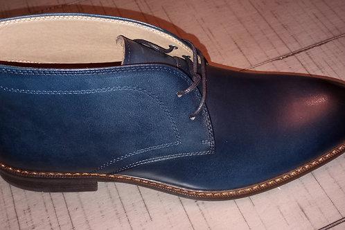 Navy Glen Boot