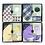 Thumbnail: Yellow Paisley Tie, Hanky, Lapel Set