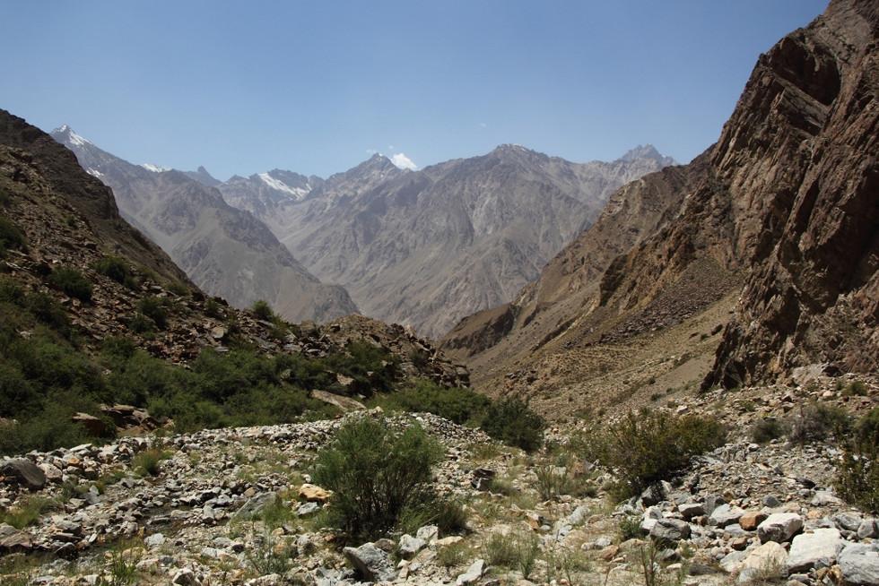 2017. gada 20. augusts. Tadžikistāna, Avdža. Ekspedīcija kalnos #2