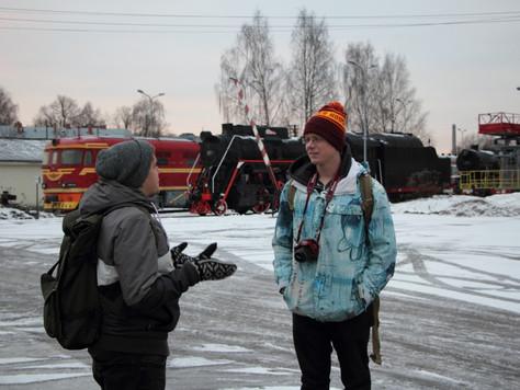 2016. gada 15. decembris. Ēriks Latvijā. Rīga. Ceturtā daļa gadsimta