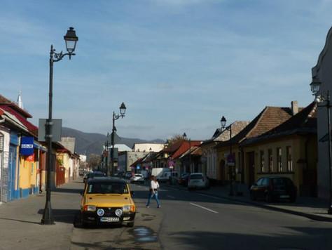 """2013. gada 28. oktobris. Jauniešu apmaiņa Rumānijā. 2. diena. Baia Mare iepazīšana un """"Hi, girl!"""""""