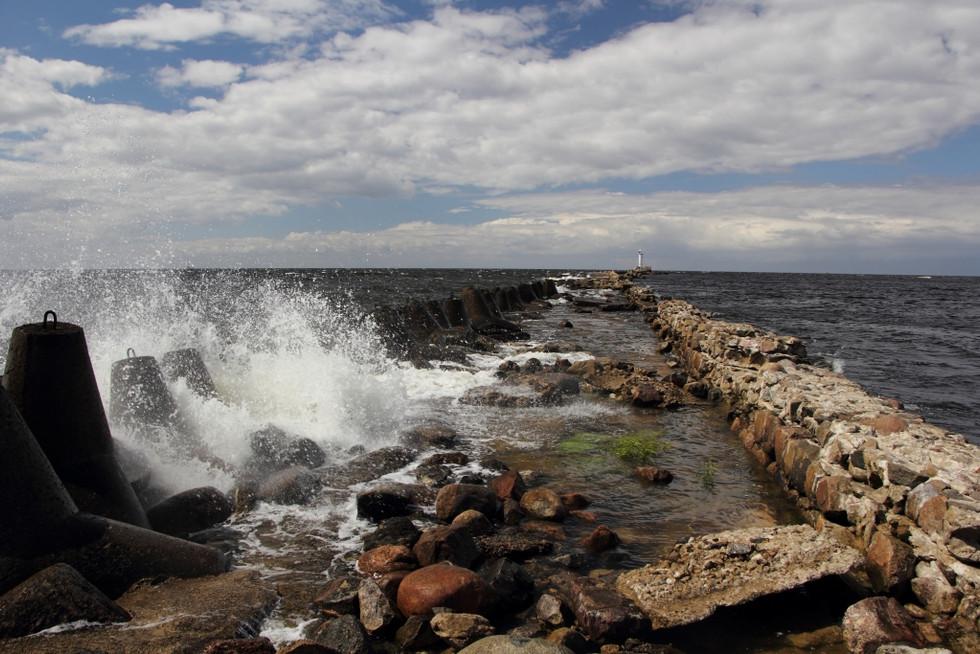 2017. gada 27. jūnijs. 15 km pārgājiens no Lielupes ietekas jūrā līdz Daugavas ietekai jūrā