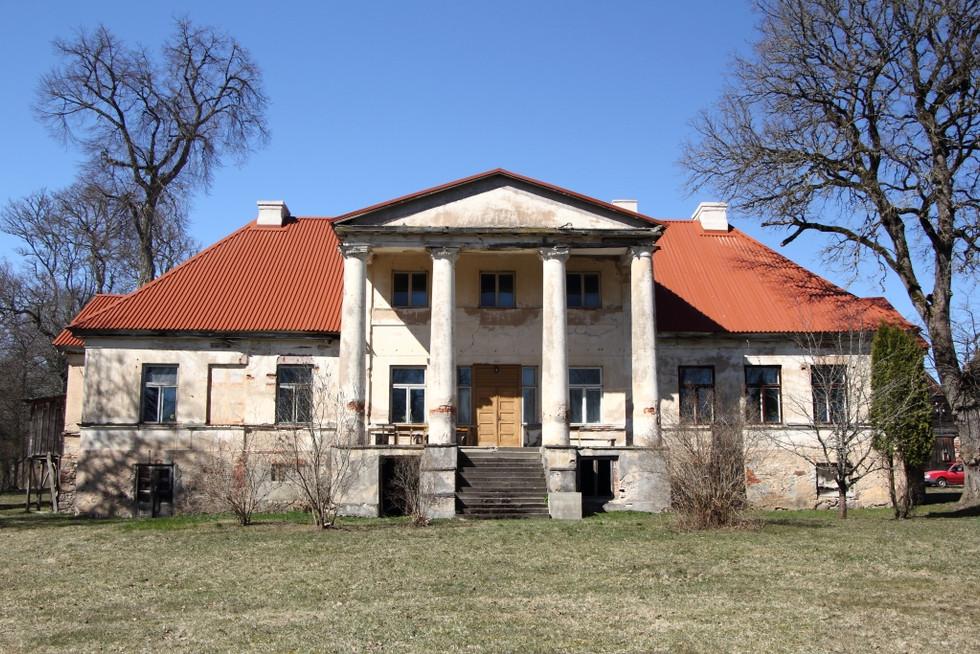 2019. gada 14. aprīlis. Latvija. Pārgājiens Sabile – Abavas krasti – Kandavas Mācītājmuiža, 2. diena