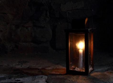 2019. gada 3. februāris. Chanok un Han Gi Latvijā. Cēsis un Launkalne. Viduslaiki sveču gaismā un la