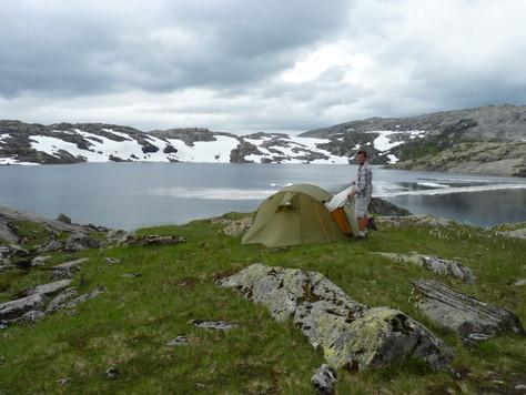 2014. gada 27. jūlijs. Norvēģija. 7. diena. Un atkal negaiss