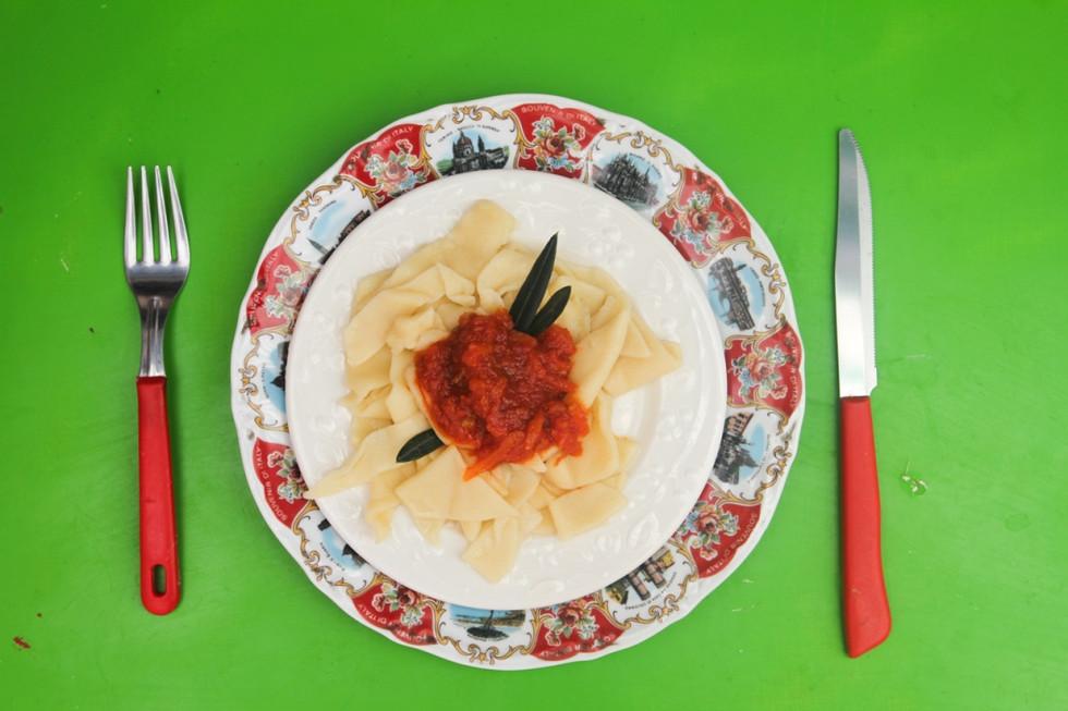 2014. gada 10. maijs. Jauniešu apmaiņa Itālijā. 5. diena. Pasta, pasta, pasta!!!