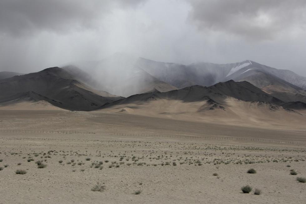 2017. gada 26. augusts. Tadžikistāna un Kirgizstāna. 4655 m augstums, Ķīnas robeža un latviešu privi