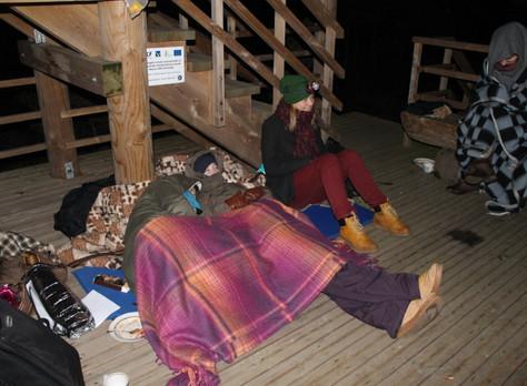 2015. gada 20. decembris. Piedzīvojumi Ķemeru tīrelī jeb Solveigai 24