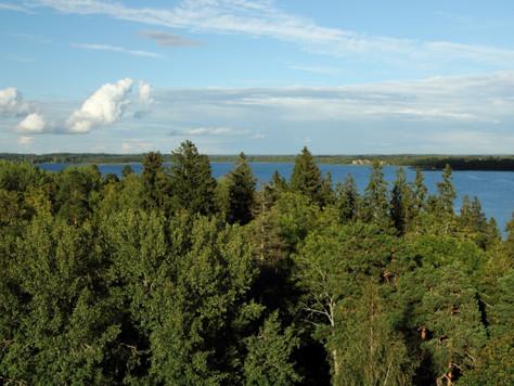 2016. gada 4. septembris. Mazs izbrauciens Latvija - Igaunija. 1. diena. Alūksne un migla laukos