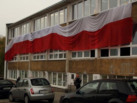 2018. gada 22. novembris. Polija, Ščecina un Mierzyn. Polija – cepumu nācija?