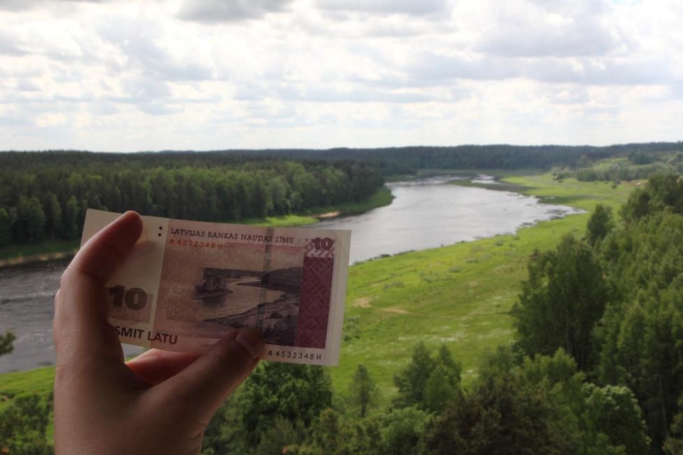 2017. gada 8. jūnijs. Fabians Latvijā. 55 km pārgājiens Daugavas lokos, 2. daļa