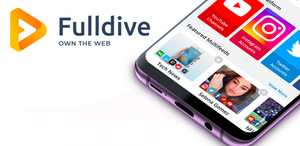 Fulldive browser on mobile app