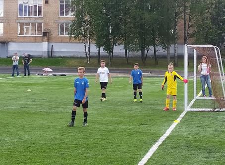 С 14 по 16 августа прошли матчи первого тура Чемпионата  Сергиево-Посадского г.о. по футболу