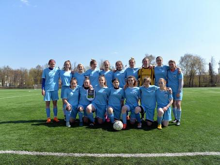 1 тур Чемпионата Московской Области по футболу среди женских команд