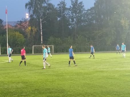 1 тур Чемпионата Сергиево-Посадского г.о. по футболу среди мужских команд