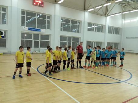 В среду 12 февраля состоялись первые полуфинальные игры первенства Московской области
