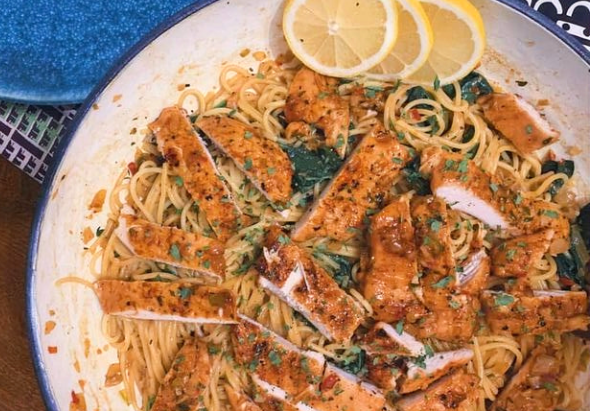 Packed With Flavour - Chilli Chicken Pasta