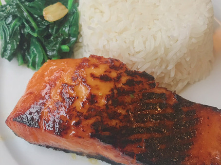 If you like Miso Black Cod, you'll love this Miso Salmon Recipe