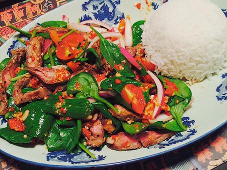 Recipe: Thai Beef Salad