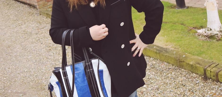 Blazers and Denim: Wearing it 7 days a week