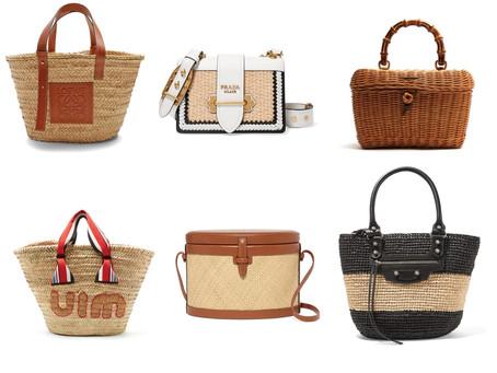 Handbag Edit: Going au naturel