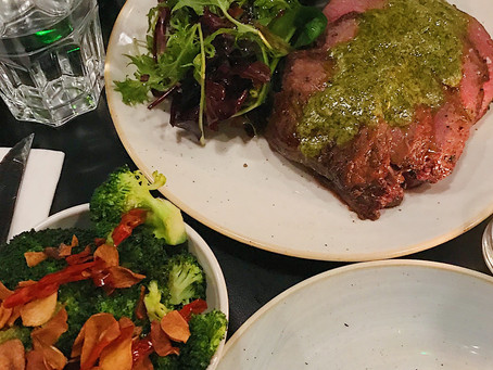 Review: Featherblade Dublin, where steak is the only option