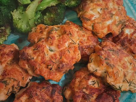 Recipe: Simple and Tasty Salmon Fish Cakes