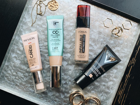 4 Favourite Foundations For Every Budget