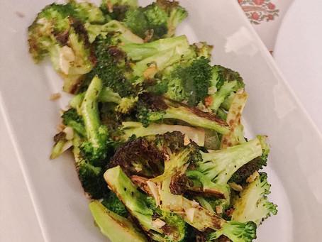 Recipe: charred broccoli, a personal favourite