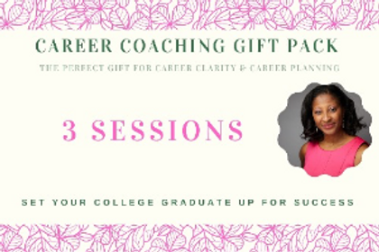 CAREER COACHING GIFT PACK for College Graduates
