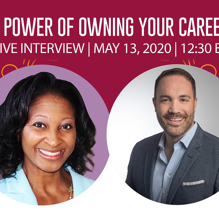 The Power of Owning Your Career Podcast Live Interview with Eric Pliner