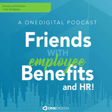 Friends with Employee Benefits and HR!