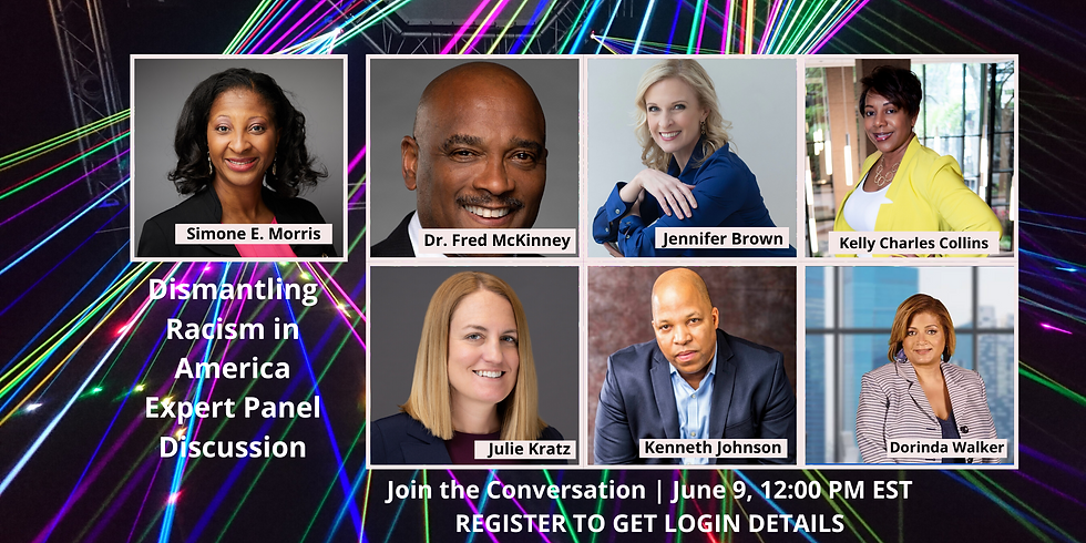 Racism in America - A Discussion with Diversity & Inclusion Thought Leaders