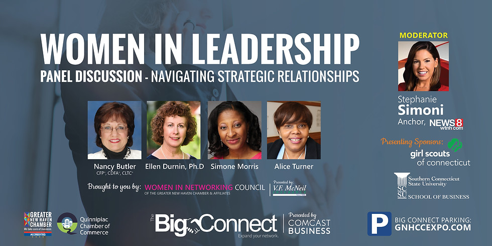 The Big Connect - Women's Leadership Panelist