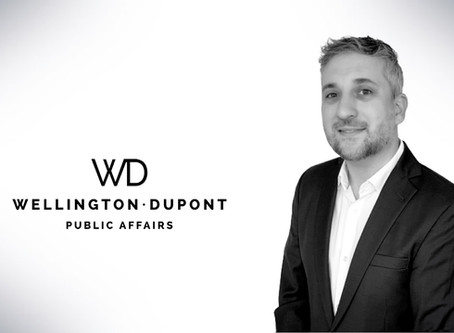 Wellington Dupont Strengthens Public Affairs Team, adds Fitti Lourenco as Vice President
