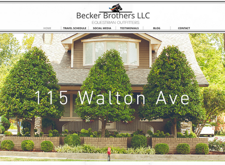 Becker Brothers LLC launches new website, continues social media campaign