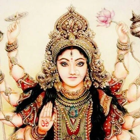 Goddess series: DURGA MAA