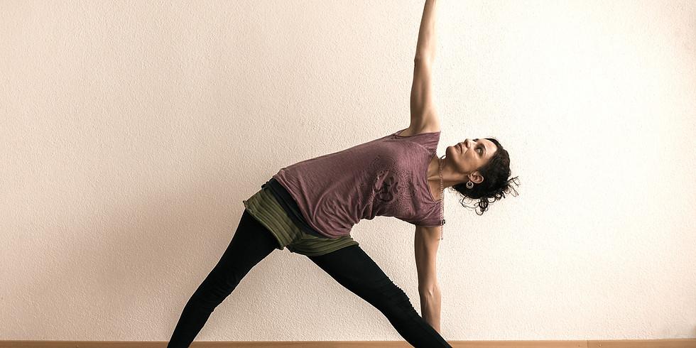 Vertiefung der Praxis: Loving your hips!