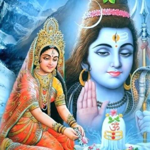 Goddess series: Parvati - Fearlessness