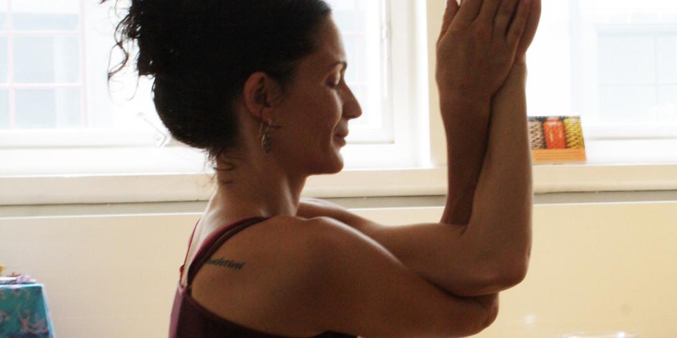 Workshop: loving your neck, shoulders and back