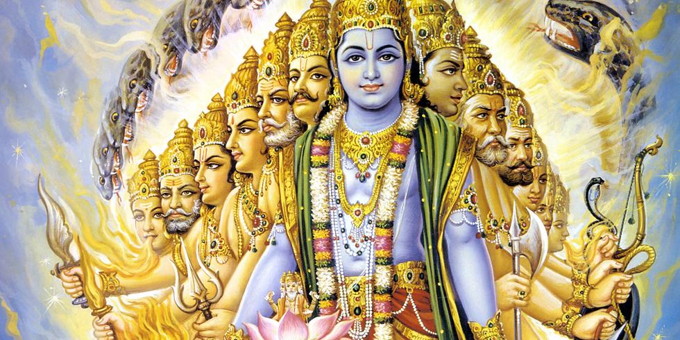 Yogavertiefung: Bhagavad Gita