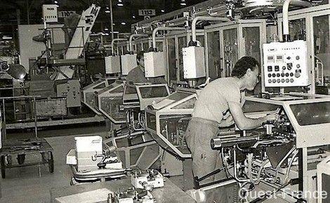 SKF : 40 ans de l'histoire industrielle de la ville