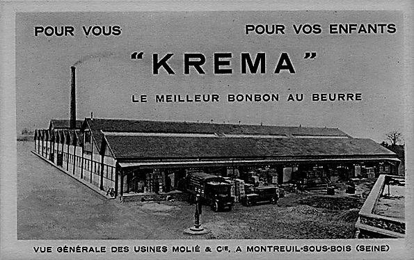 Usine Kréma Montreuil