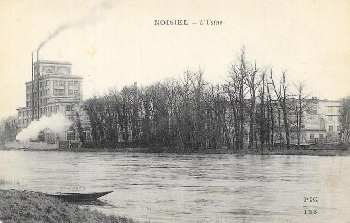 Nestlé Menier Noisiel (1825-1985)