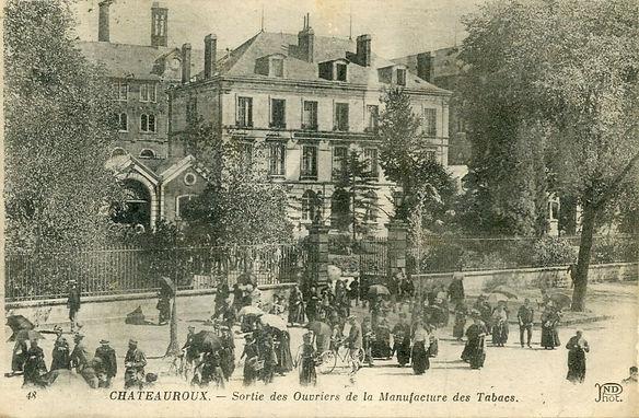 Manufacture des Tabacs Chateauroux