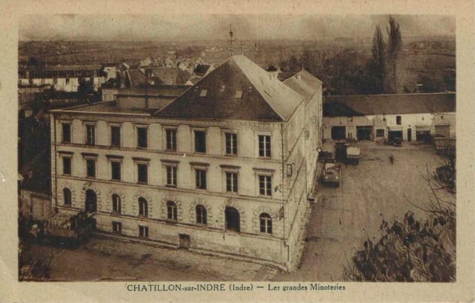 Grands Moulins Chatillon (1872-1990)