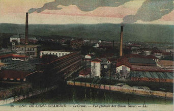 Teinturerie Gillet Saint-Chamond