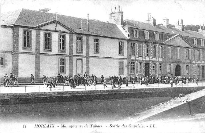 Manufacture des Tabacs - Seita Morlaix (1736-1999)